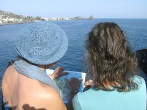 Odyssee an der Zyklopenküste